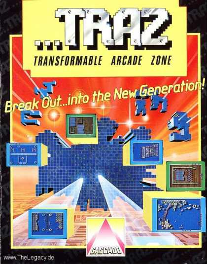 Misc. Games - Traz: Transformable Arcade Zone