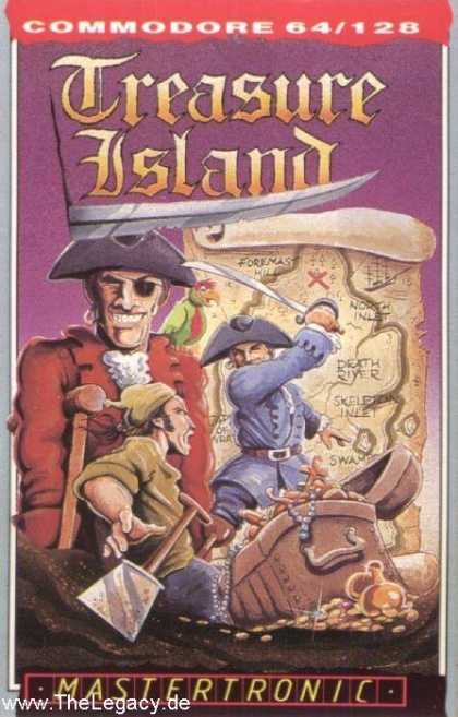 Misc. Games - Treasure Island