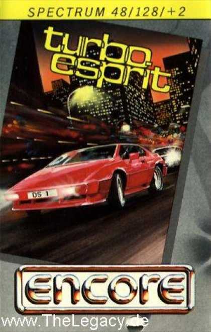 Misc. Games - Turbo Esprit