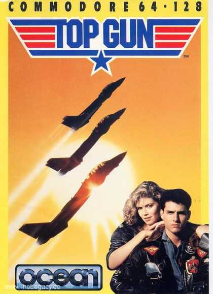 Misc. Games - Top Gun