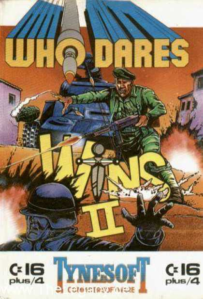 Misc. Games - Who Dares Wins II