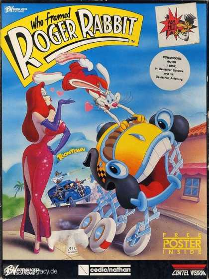 Misc. Games - Who Framed Roger Rabbit
