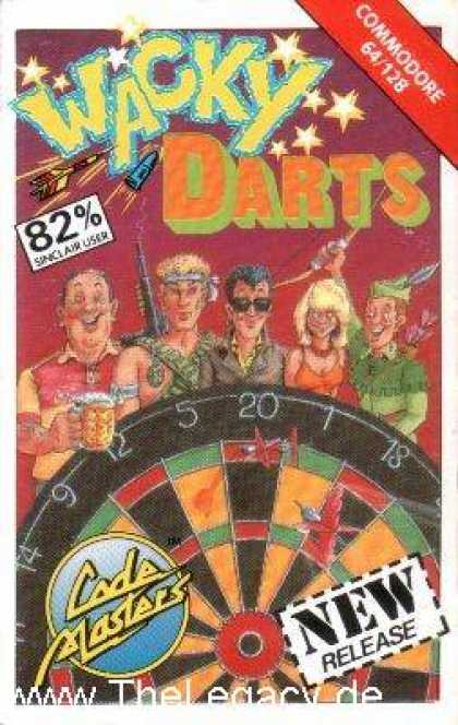 Misc. Games - Wacky Darts