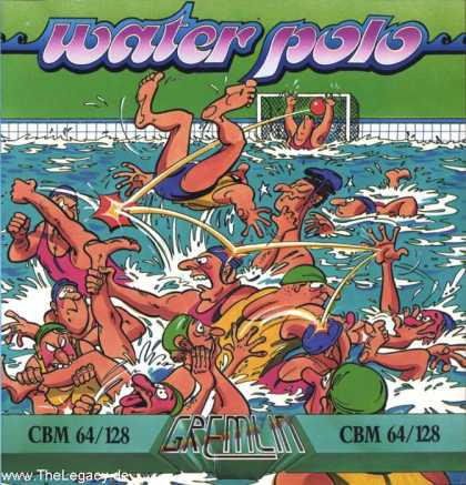 Misc. Games - Water Polo
