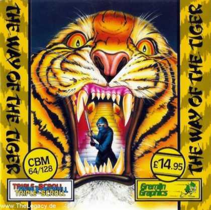 Misc. Games - Way of the Tiger, The