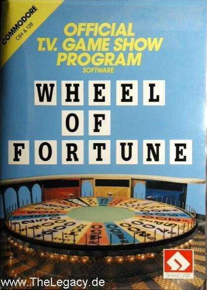 Misc. Games - Wheel of Fortune