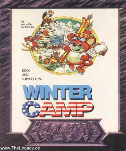 Misc. Games - Winter Camp