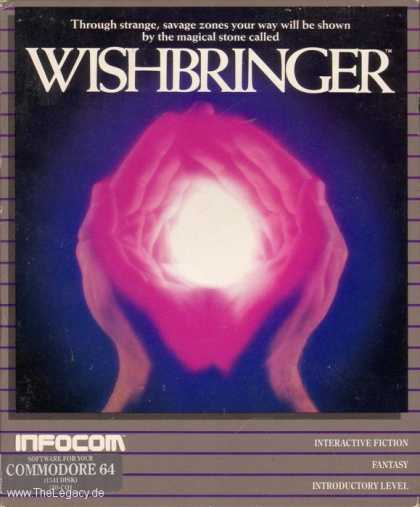 Misc. Games - Wishbringer: The Magick Stone of Dreams