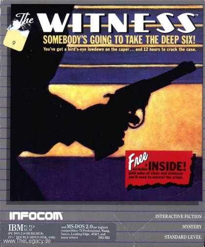 Misc. Games - Witness, The