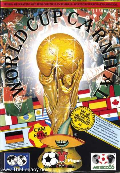 Misc. Games - World Cup Carnival: Mexico 86