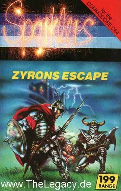 Misc. Games - Zyron's Escape