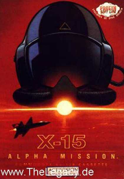 Misc. Games - X-15: Alpha Mission