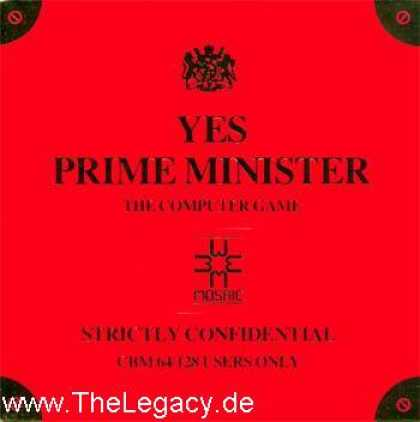 Misc. Games - Yes, Prime Minister