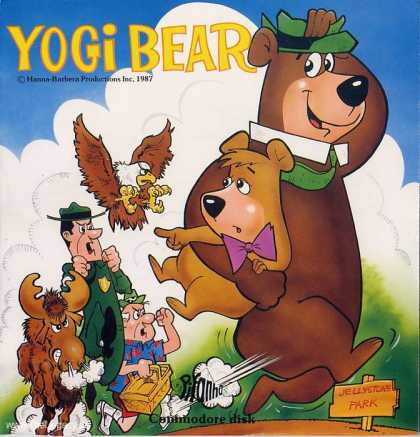 Misc. Games - Yogi Bear
