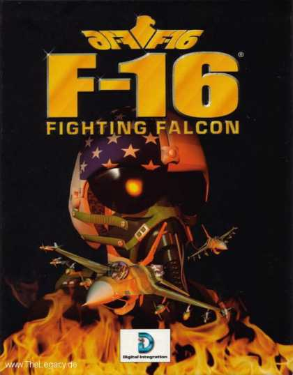 Misc. Games - F-16 Fighting Falcon