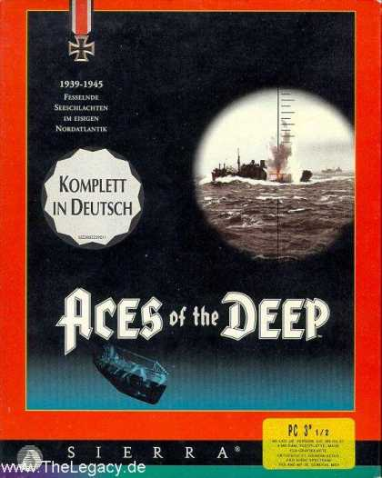 Misc. Games - Aces of the Deep