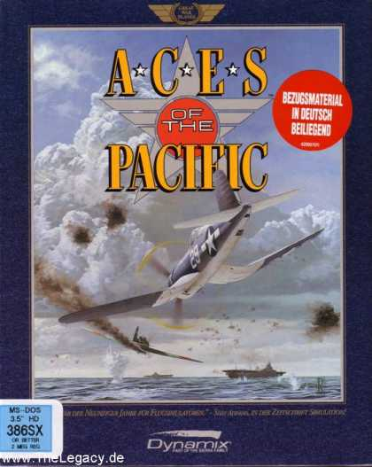 Misc. Games - Aces of the Pacific