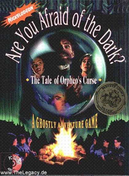 Misc. Games - Are you afraid of the Dark?: The Tale of Orpheo's Curse
