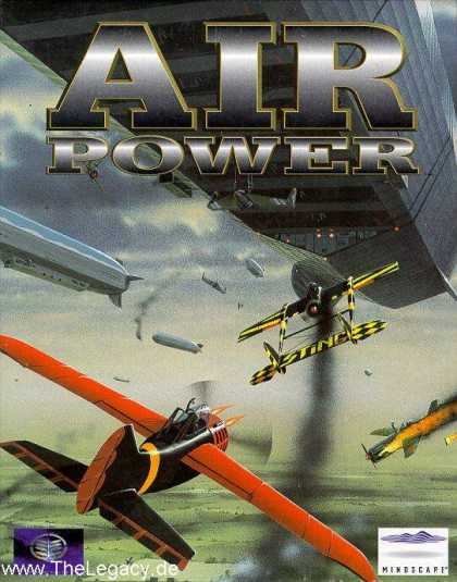 Misc. Games - AirPower