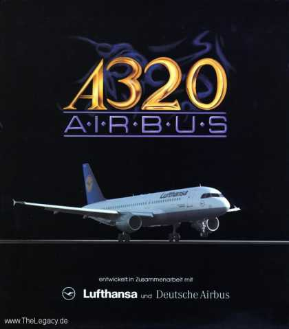 Misc. Games - A320 Airbus: Edition Europa