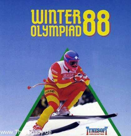 Misc. Games - Winter Olympiad 88