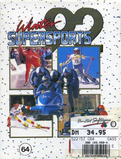 Misc. Games - Winter Supersports 92