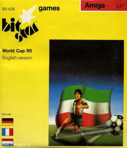 Misc. Games - World Cup 90