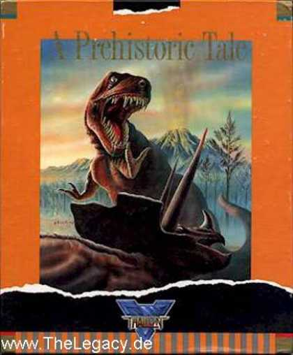Misc. Games - A Prehistoric Tale