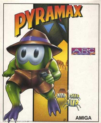 Misc. Games - Pyramax