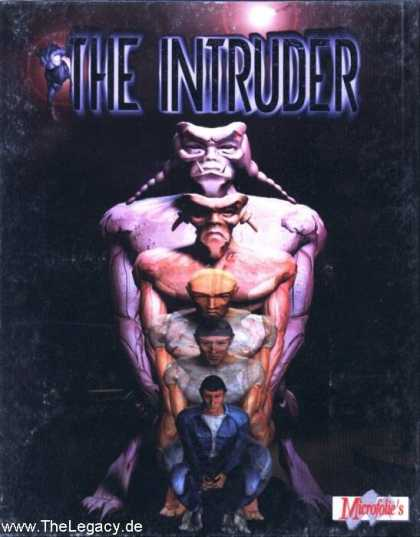 Misc. Games - Intruder, The