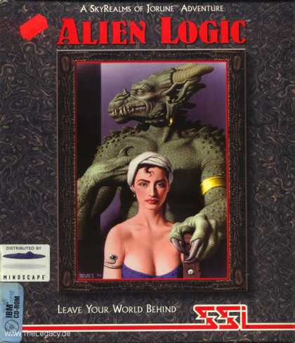 Misc. Games - Alien Logic: Jorune