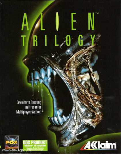 Misc. Games - Alien Trilogy