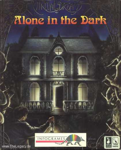 Misc. Games - Alone in the Dark