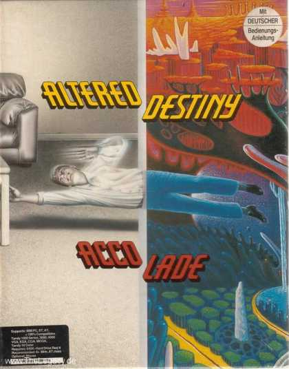 Misc. Games - Altered Destiny