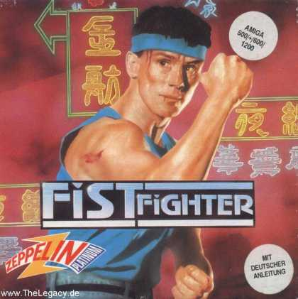 Misc. Games - Fist Fighter