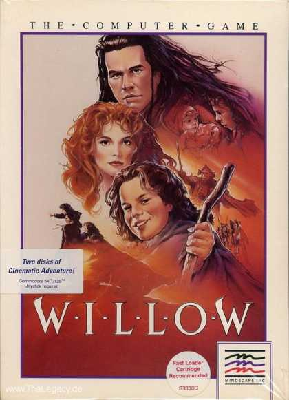 Misc. Games - Willow
