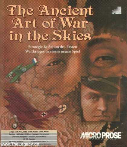 Misc. Games - Ancient Art of War in the Skies, The