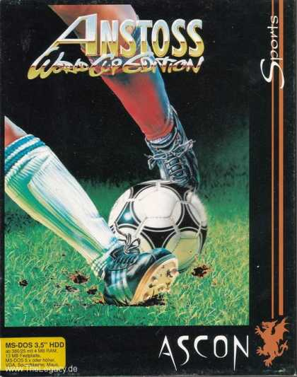 Misc. Games - Anstoss: World Cup Edition 94