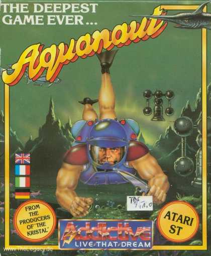 Misc. Games - Aquanaut: The deepest Game ever...