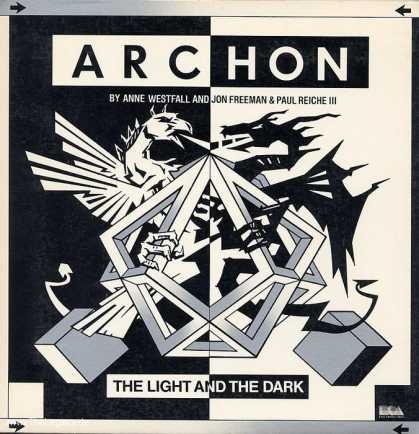 Misc. Games - Archon: The Light and the Dark