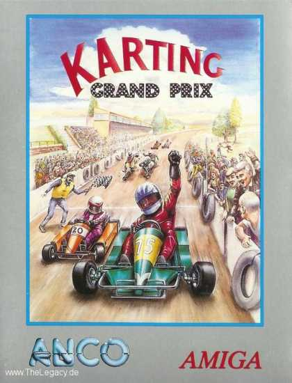 Misc. Games - Karting Grand Prix