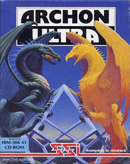Misc. Games - Archon Ultra