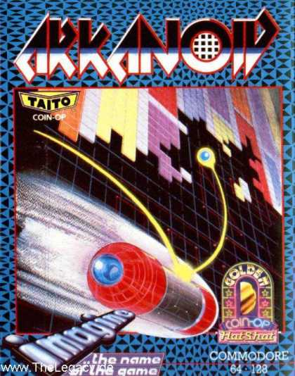 Misc. Games - Arkanoid