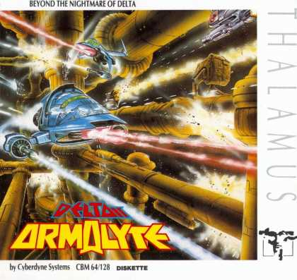 Misc. Games - Armalyte: The Final Run