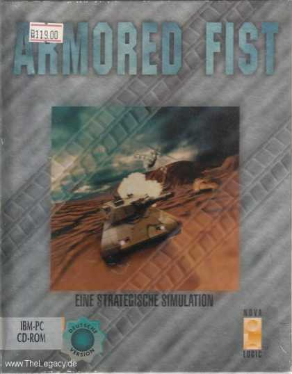 Misc. Games - Armored Fist