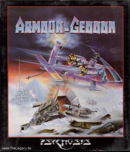 Misc. Games - Armour-Geddon