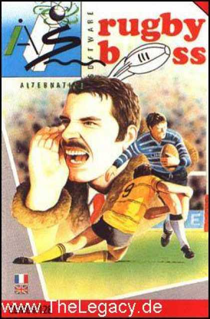 Misc. Games - Rugby Boss