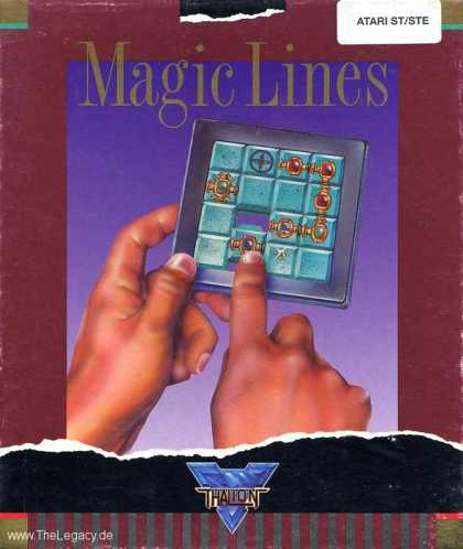 Misc. Games - Magic Lines
