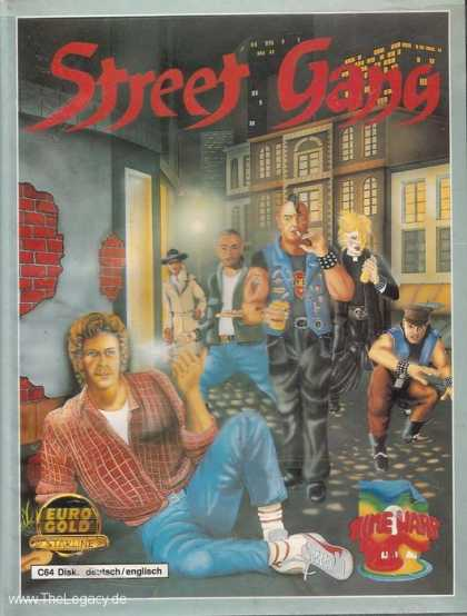 Misc. Games - Street Gang