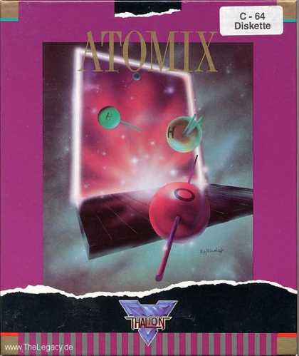 Misc. Games - Atomix